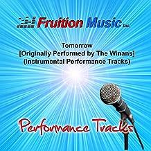 Tomorrow (High Key) [Originally Performed by the Winans] [Instrumental Track]