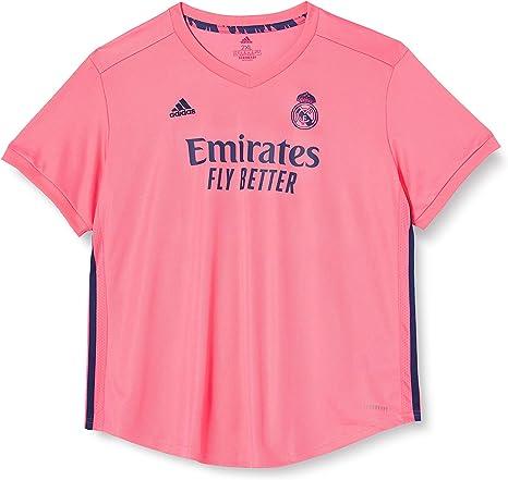 Real Madrid Stagione 2020/21 Maglia da Trasferta Ufficiale Maglia da Trasferta Ufficiale Donna