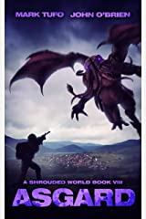 A Shrouded World 8: Asgard: A Jack Walker and Michael Talbot Adventure Kindle Edition