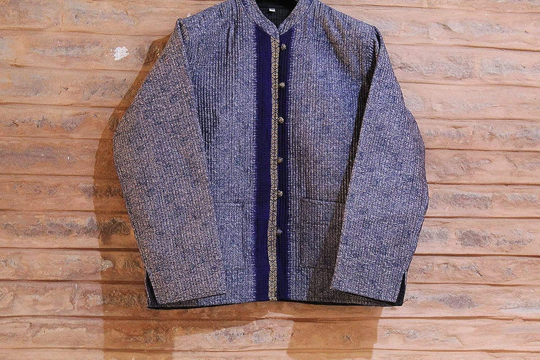 Kotsa Kantha Jacket   Unisex Jacket   Banjara Jacket   Gypsy Jacket   Recycle Jacket   Bohemian Jacket   Silk Jacket   Cotton Jacket   Summer Jacket   Spring wear Jacket   Unisex Jacket  Bohemian Jacket   Sustainable Clothing   Recycled Patchwork Clothing