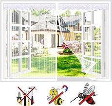 Magnetisch vliegengaas voor insecten en muggengaas zonder boren, met zelfklevende tape voor ramen en balkon