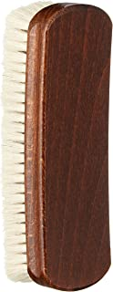 [コロンブス] シューズブラシ 仕上げ用 ジャーマンブラシ9 山羊毛 靴磨き・シューズケア