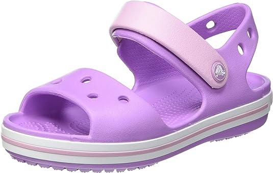 TALLA 33/34 EU. Crocs Crocband Sandal Kids, Sandalias Unisex niños