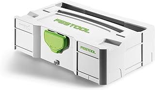 Festool SYS Mini TL 499622 Mini TL Verktygslåda, Vit, 26,5 x 17 x 7,5 cm