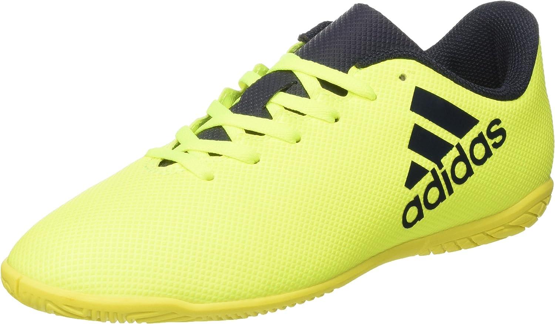Adidas Jungen X 17.4 in Fußballschuhe B071JFYKKC Große