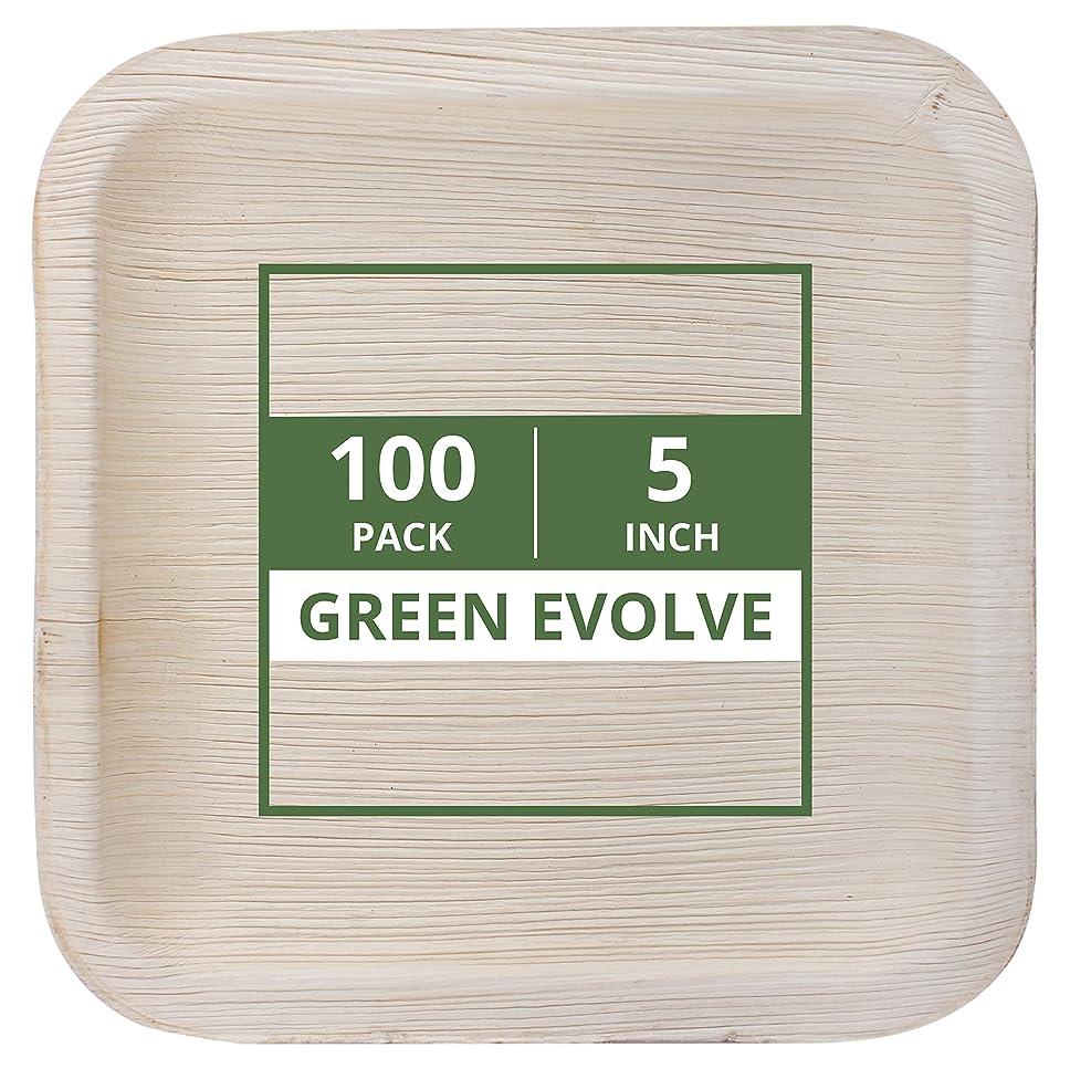 Green Evolve 810017651450 Palm Leaf Set (100 Pack) | 5