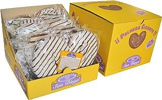 comprar comparacion Productos San Diego Palmeras Gigantes Zebra - Paquete de 10 x 180 gr - Total: 1800 gr