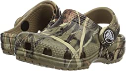 Crocs Kids Classic Realtree Clog (Toddler/Little Kid)