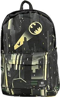 Loungefly DC Comics Batman Gotham City Bat-Signal Backpack Standard