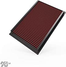 K&N engine air filter, washable and reusable: 2003-2016 Mazda (Premacy, 3, 5, Biante, Axela, Mazda3Speed, 5 Van) 33-2293