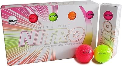 Best nitro ultimate distance golf balls compression Reviews