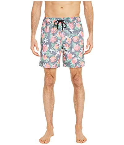 RVCA Rozich Elastic Shorts (Multi) Men