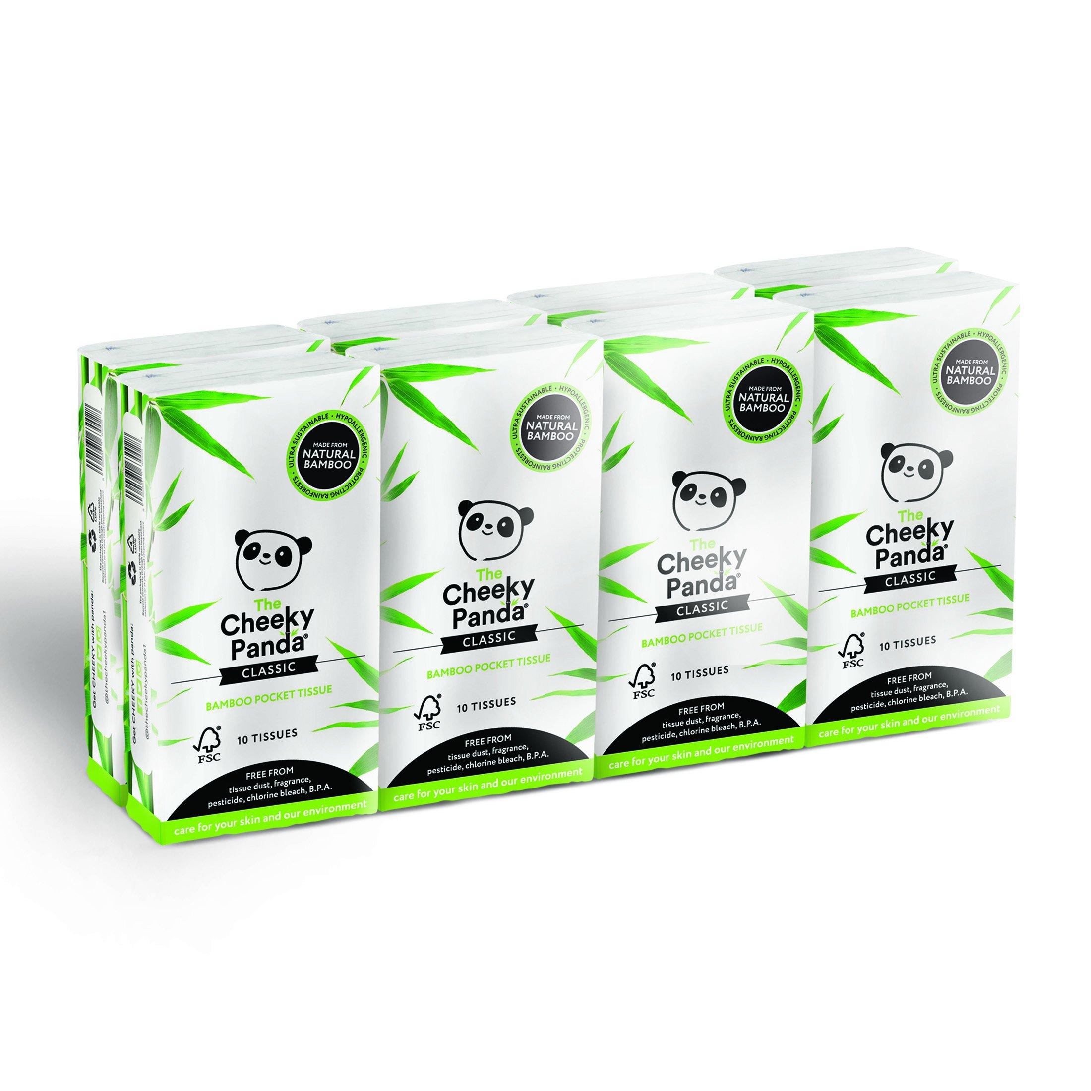 The Cheeky Panda Baby Wipes Multipack 5.3 kg