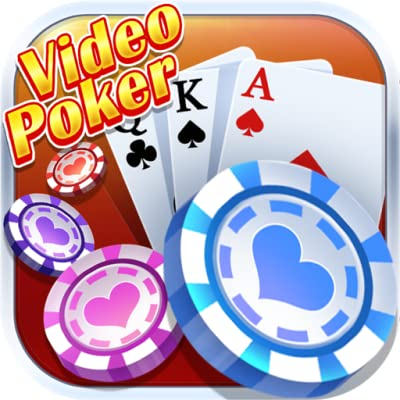 Poker:Free Video Poker Games For Kindle Fire,Offline Casino Card Poker Games App