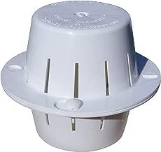 Sinking Floating Chlorine Dispenser   Uses LESS Chlorine   Sinks - Cleans Pool Water - Then Floats for Refilling   Sunken Treasure (White)