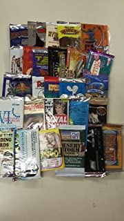 200 Vintage Oddball Non-Sport Trading Cards in Old Sealed Packs - Movie, TV, Comic Cards & More! Perfect for Collectors