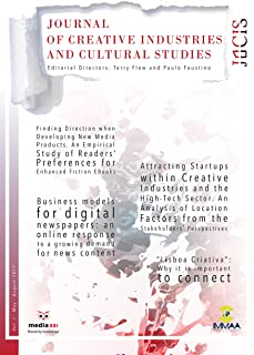 JOCIS - Journal of Creative Industries and Cultural Studies