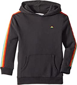 Spiritual Gangster Kids - Rainbow Pullover Hoodie (Toddler/Little Kids/Big Kids)