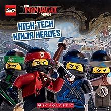 High-Tech Ninja Heroes (The LEGO Ninjago Movie: Storybook) best High Tech Books