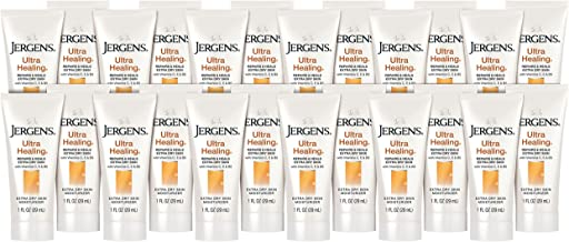 Jergens Ultra Healing Extra Dry Skin Moisturizer, 1 Ounce (Pack of 24)