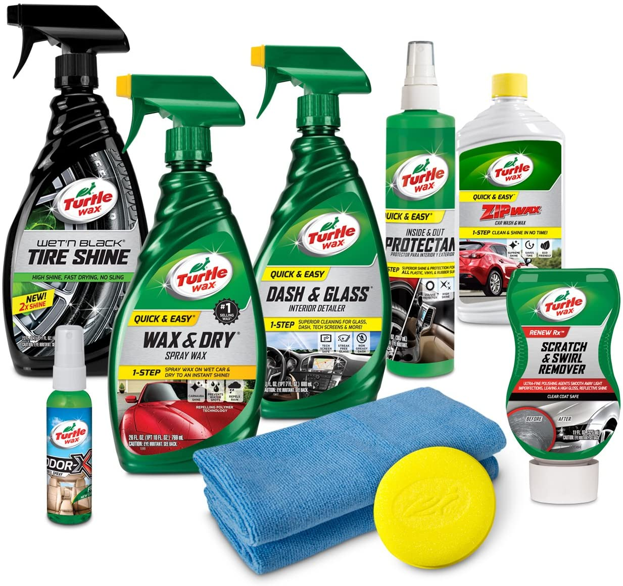 Minneapolis Mall Turtle Wax Shipping included 50754 Ultimate Car Kit Care