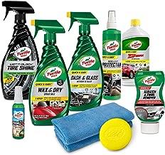 Turtle Wax 50754 Ultimate Car Care Kit, 114.4 Fluid_Ounces