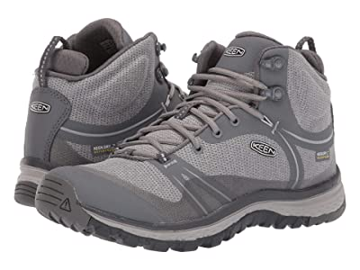 Keen Terradora Mid WP (Steel Grey/Magnet) Women