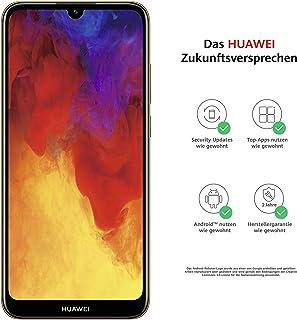 """HUAWEI Y6 2019 15.5 cm (6.09"""") 2 GB 32 GB SIM Dual 4G Café 3020 mAh - Smartphone (15.5 cm (6.09""""), 2 GB, 32 GB, 13 MP, And..."""