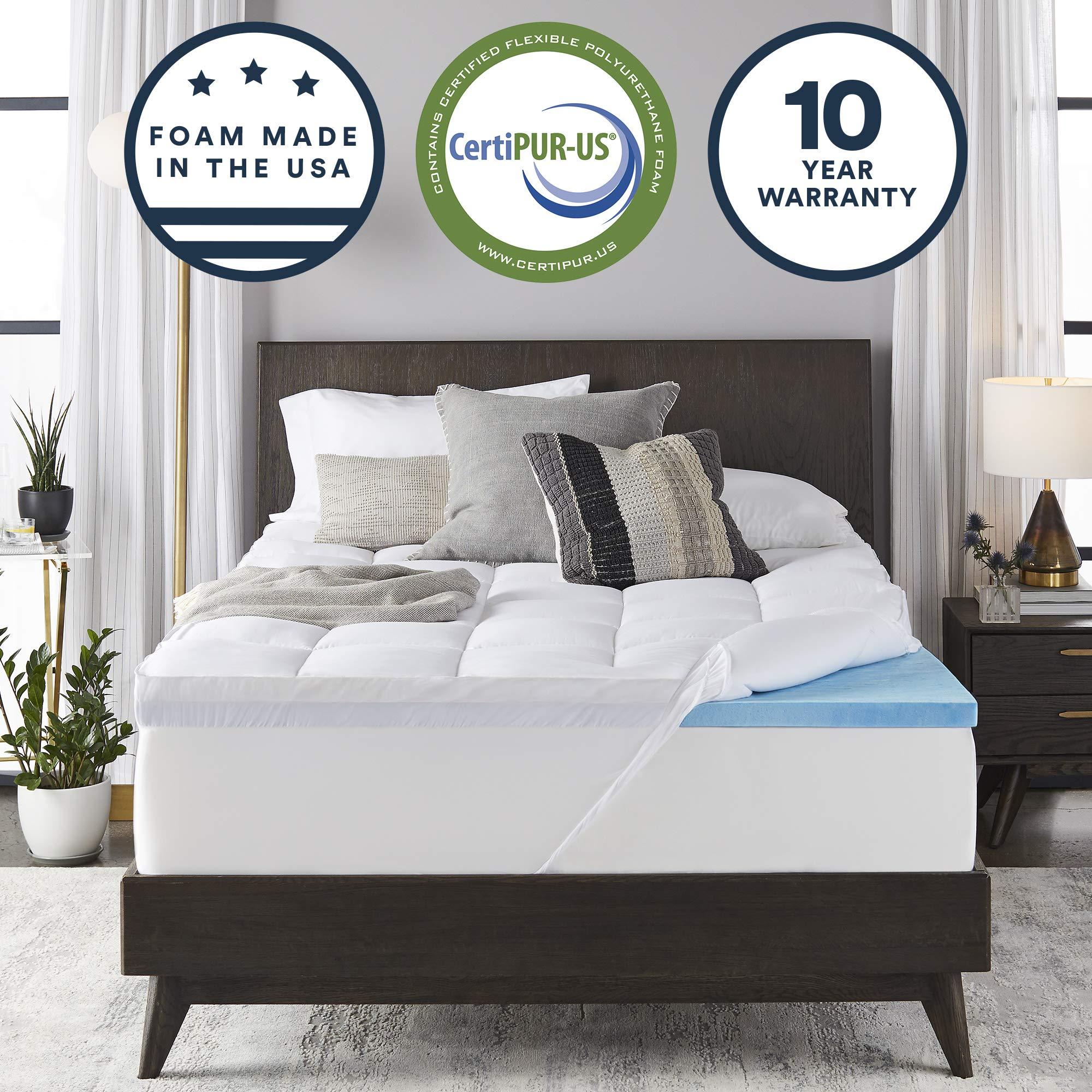 Sleep Innovations Mattress 10 Year Warranty