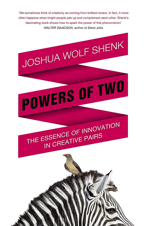 後ろ、背後、背面(部精査する手書きPowers of Two: Finding the Essence of Innovation in Creative Pairs (English Edition)