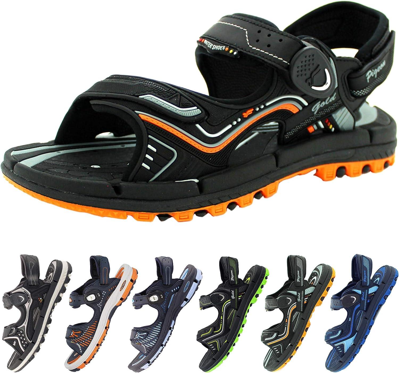 Water Release Unisex Easy SNAP LOCK Sandals