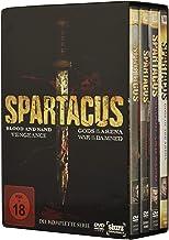 Spartacus: Complete Box [Alemania] [Blu-ray]