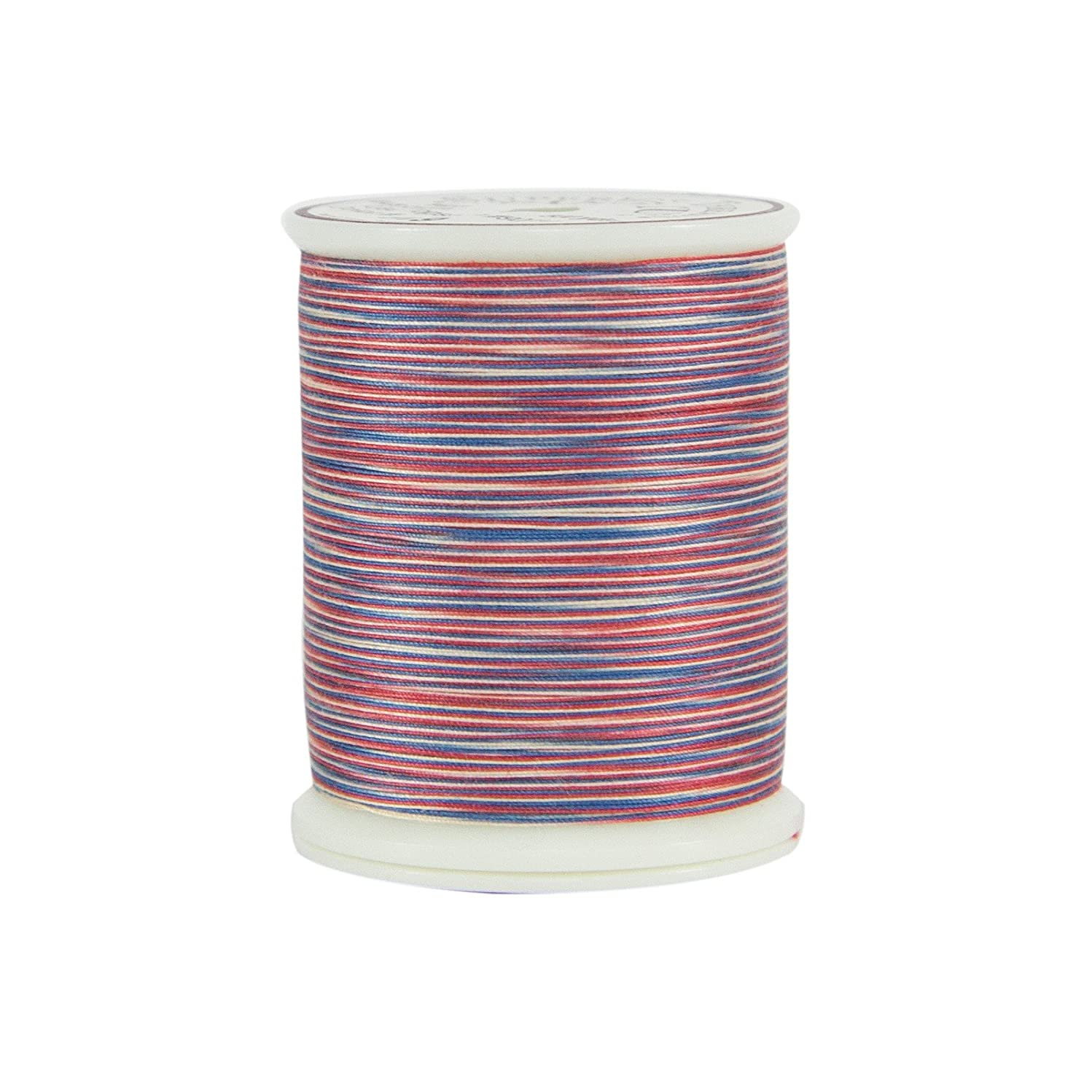 Superior Threads 12101-919 King TUT Freedom 3-Ply 40W Cotton Quilting Thread, 500 yd