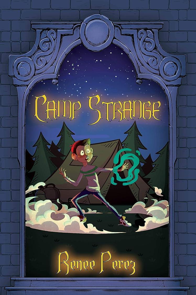 考える考古学常習者Camp Strange (English Edition)