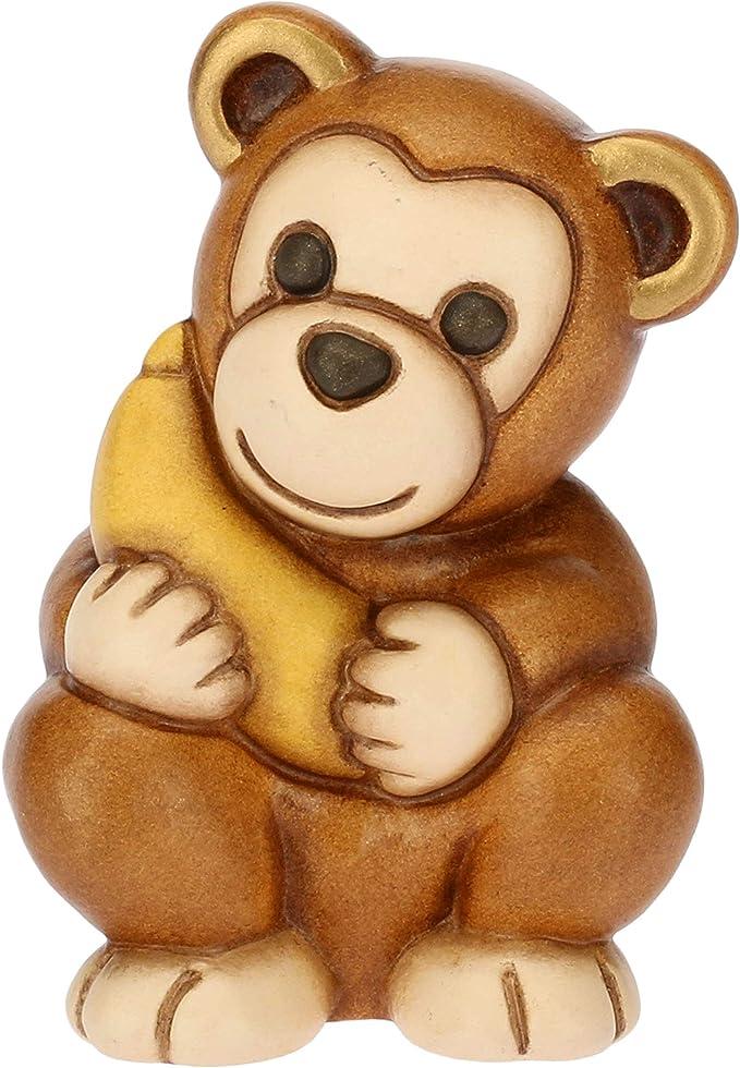 178 opinioni per THUN- Soprammobile Minianimale Scimmia con Banana- Accessori per la Casa da