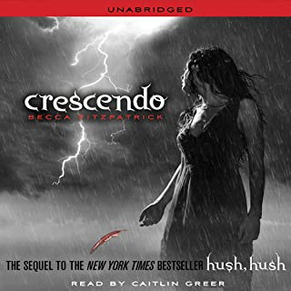 Crescendo: Hush, Hush Trilogy, Book 2