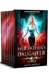 Alison Brownstone Omnibus #1 (Books 1-8): Her Father's Daughter, On Her Own, My Name is Alison, The Family Business, The Brownstone Effect, The Dark Princess, The Queen's Daughter, The Drow Hunter Kindle Edition