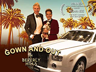 Gown and Out in Beverly Hills ビバリーヒルズのガウンとアウト