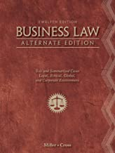 Best business law alternate edition 12th edition Reviews