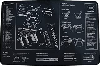 Glock AD00073 Perfection OEM Cleaning Bench Mat