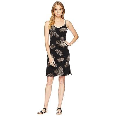 Vans Leila Everyday Dress (Black Shadow Palm) Women