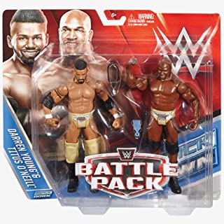 WWE Darren Yound and Titus O'Neill battle pack series 39