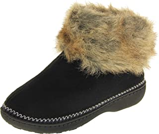 0ea43130c3b Dunlop Mujer Zapatillas de Estar por Casa para Mujer Espuma de Memoria