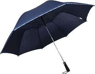 Murano Bentely 2-Fold Wonderful Designs Rain & Sun Protection Umbrella