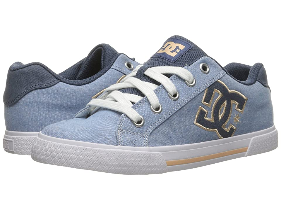 DC Chelsea TX SE (Navy/White) Women