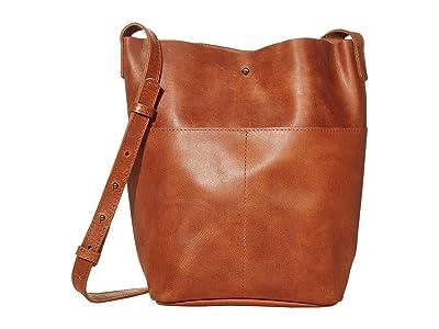 ABLE Selam Crossbody (Whiskey) Cross Body Handbags