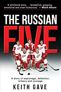 red wings russian 5