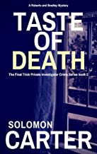 Taste of Death: Final Trick Private Investigator Crime Thriller Series Book 2