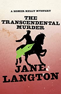 The Transcendental Murder (The Homer Kelly Mysteries Book 1)