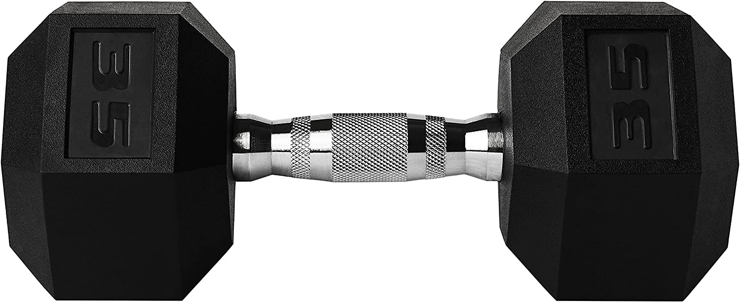 Zion Fitness Free Weights Challenge the lowest price Dumbbells Rubber 25% OFF Coated Cast Set Iron